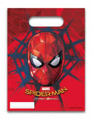 6 buste regalo Spiderman Homecoming™