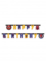 Ghirlanda Happy Birthday Spiderman Homecoming™