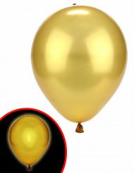 2 Palloncini a led dorati Illoms™