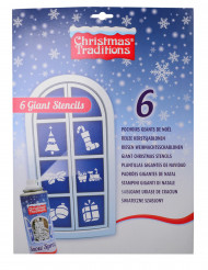 6 Stampini per Natale
