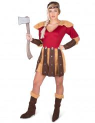 Costume da vichinga per donna