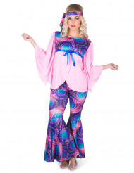 Costume hippie bohemien donna