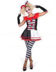 Costume Giullare Donna