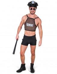 Costume Poliziotto Canaglia uomo