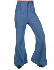 Pantalone disco zampa d