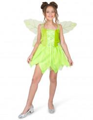 Costume fata del bosco incantato per bambina