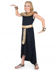 Costume egiziana regina del nilo ragazza