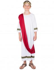 Costume imperatore romano ragazzo