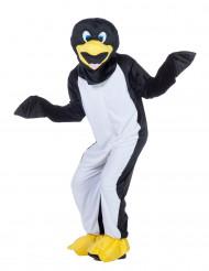 Mascotte da pinguiono per adulto