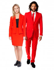 Costume coppia Opposuits™ rosso