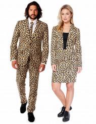 Costume di coppia Opposuits™ Giaguaro