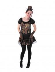 Costume Miss Meccanica Steampunk