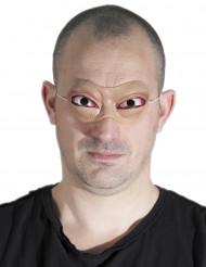 Maschera adulto occhi maligni halloween