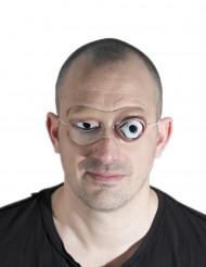Maschera occhi grandi adulto halloween