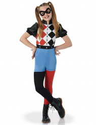 Costume Harley Quinn™ DC Super Hero Girls™ per bambina