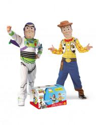 Cofanetto 2 costumi Buzz™ e Woody™ - Toy Story™ Bambino