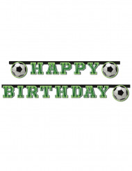 Ghirlanda Happy Birthday Calcio 2 m