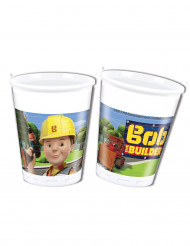 8 Bicchieri in plastica 20 cl Bob Aggiustatutto™