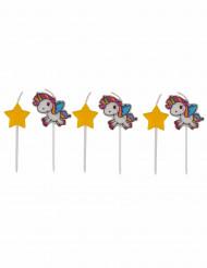 6 Candeline Unicorno