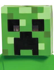 Maschera Creeper Minecraft™ bambino