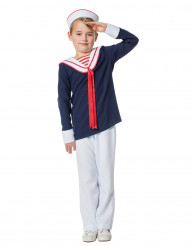 Costume da marinaio per bambino