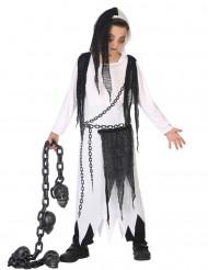 Costume fantasma ragazzo Halloween