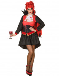Costume vampiro sanguinante donna Halloween