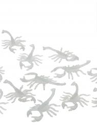 12 Scorpioni fosforescenti Halloween