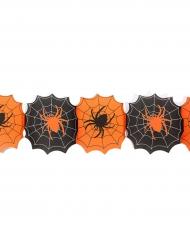 Decorazione per Halloween Ghirlanda con ragnatela