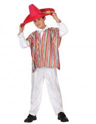 Costume messicano Bambino