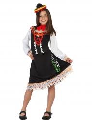 Costume da messicana bambina