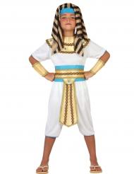 Costume da faraone del nilo per bambino