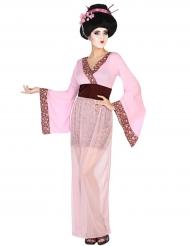 Costume Geisha rosa Donna