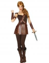 Costume gladiatrice romana donna