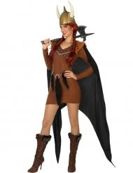 Costume Capo Tribù Vichingo donna