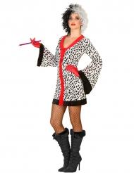 Costume corto dalmata donna
