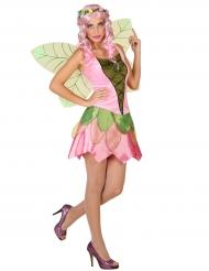 Costume fata di primavera per donna