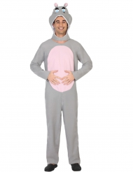 Costume ippopotamo Adulto