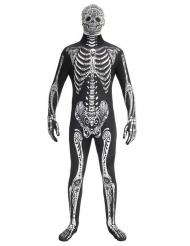 Costume lover adulto morphsuits Dia de los muertos