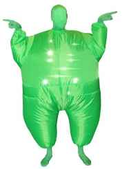 Costume gonfiabile e luminoso adulto Morphsuits™