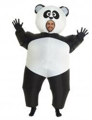 Costume gonfiabile panda per adulto Morphsuits™