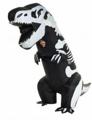 Costume gonfiabile scheletro T-rex adulto Morphsuits™