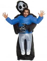 Costume Carry Me Uomo portato dalla morte per adulto Morphsuits™