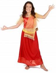 Costume da Principessa Ballerina Bollywood bambina