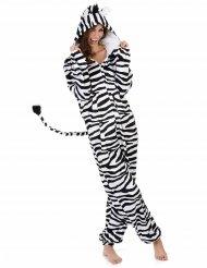 Costume da Zebra per donna