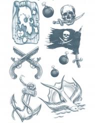 Tatuaggi pirati per adulti