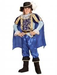 Costume da principe affascinante bambino