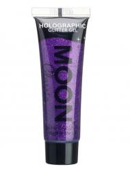 Gel brillantini viola12 ml marca  Moonglow ™