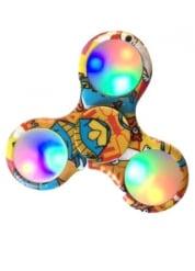 Hand Spinner fumetti luminoso