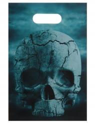 10 buste in plastica notte horror 16x23 cm